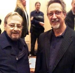 Phil Ramone and David Cain